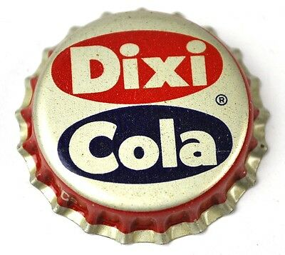 Dixi Cola Kronkorken USA Soda Bottle Cap Korkdichtung