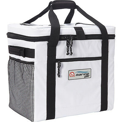 Igloo Marine Ultra 36 Can Square Cooler - White Outdoor Cooler NEW