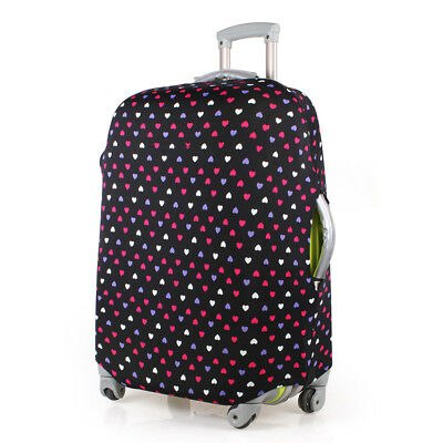 "Colorful Travel Luggage Protector Elastic Suitcase Cover Bag Dust-proof 20"" Inch"
