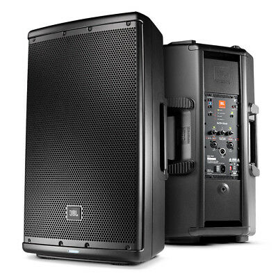JBL EON612 12 Inch Self Powered Portable PA Speaker + Bluetooth