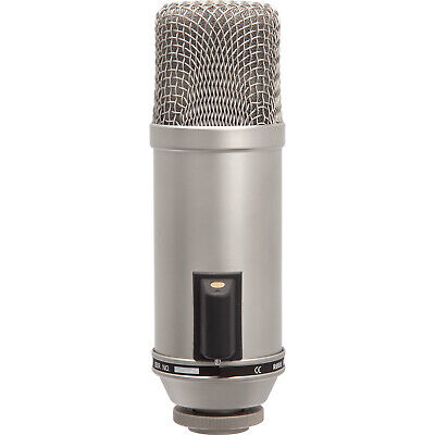 RODE Broadcaster Condenser Microphone for Broadcasts and Vocal Voiceovers