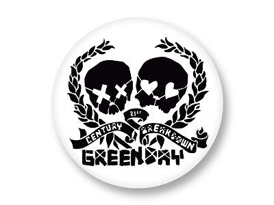 Magnet Aimant Frigo Ø38mm Logo Symbol Green Day Rock US Groupe Band