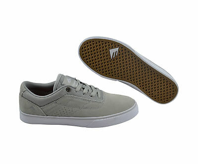 Emerica The Herman G6 Vulc light grey Skater Sneaker/Schuhe grau