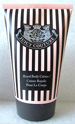 Juicy Couture Royal Body Creme Scented Body Cream 125ml Tube Unboxed