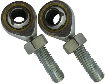 Track / Tie Rod Ends Nylon 1 x LH & 1 x RH with Nuts UK KART STORE