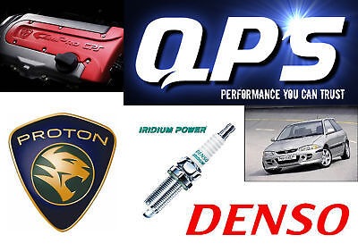 Proton Satria 1.5i 12v Denso Iridium Power Spark Plugs