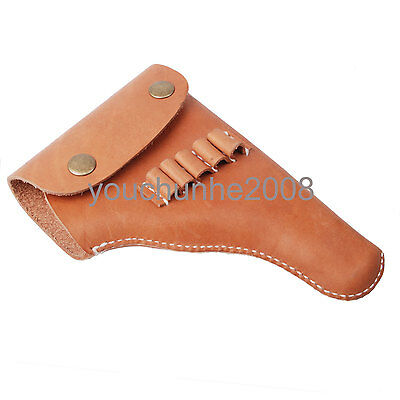 Ww2 Chinese Military Tactical Browning 1910 Holster - 36298