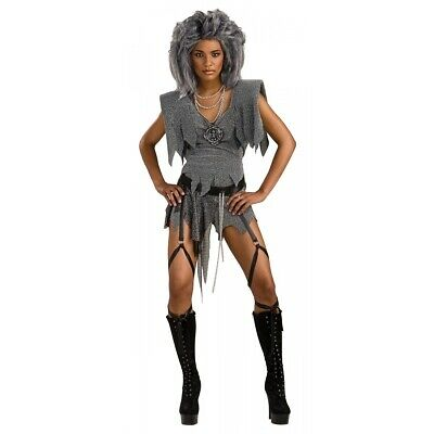 Mad Max Costume Adult Aunty Entity Tina Turner 80s Halloween Fancy Dress