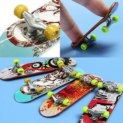 Finger Board Tech Deck Truck Skateboard Boy Kid Childern Toy Birthday Gift CA