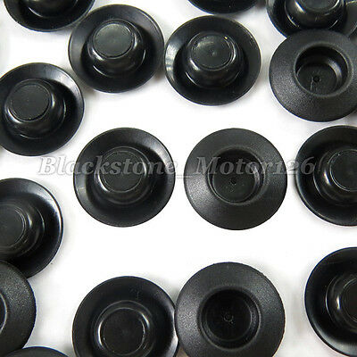 "1-3//4/"" Nylon HOLE PLUGS Depressed Center Plugs Buttons 10 Firewall Holes"