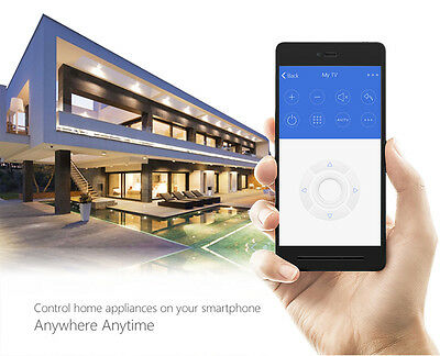 Broadlink RM Pro Home Appliance Remote Controller for Smart Phone iPhone IR+RF