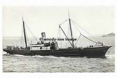 rp17564 - UK Ferry - Lady of the Isles , built 1875 - photo 6x4