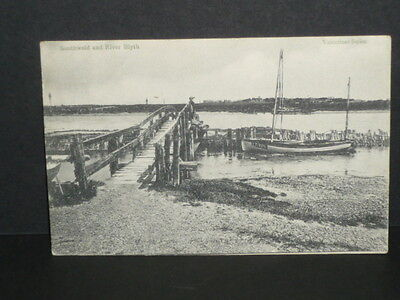 Suffolk - Southwold and River Blyth - 1905