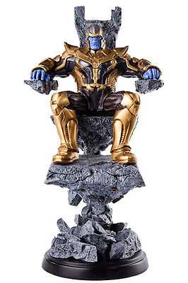 Guardians of the Galaxy Statue 1/10 Thanos Actionfigur 36cm Iron Studios