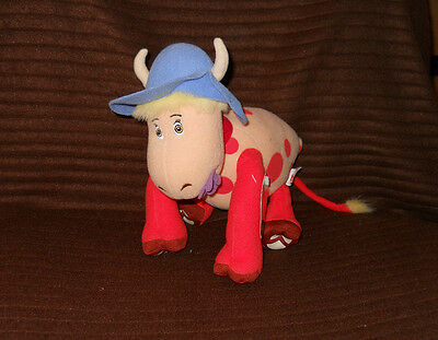 The Magic Roundabout Ermintrude Soft Toy