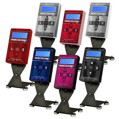 Monster Point Dual Tattoo Power Supply Digital Display