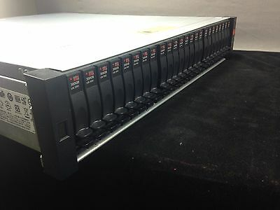 Dot Hill 2Ux24 Disk Array Module w/ Drives and Controllers D3720CA07210DA 7.2TB