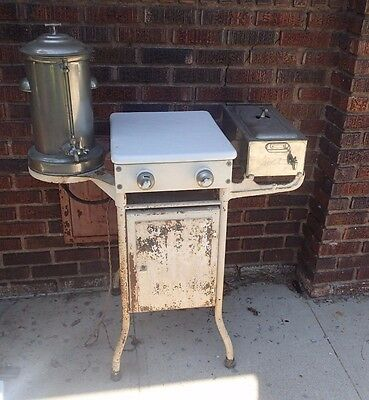 Antique Medical Hospital Sterilizer Surgical Cabinet 1920's Steampunk Industrial