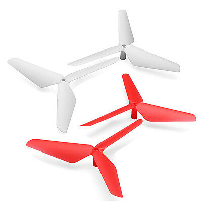 4PC 3 Blade Propeller Spare Parts For Syma X5C JJRC H5C RC Drone Quadcopters