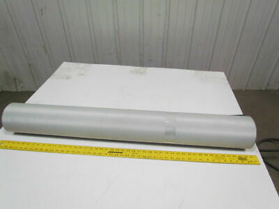 "2 ply blue smooth top nylon back conveyor belt 15ftx45-1/2"" 5/64"" thick"