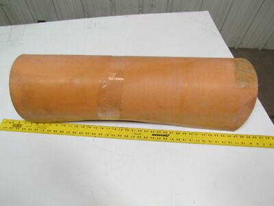 "3 ply tan friction surface conveyor belt 23ftx32"" 13/64"" thick"