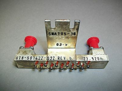 Waveguide Band Pass Filter 018-501422-022 - NEW