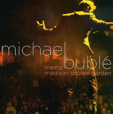 Michael Bublé - Michael Buble Meets Madison Square Garden [New CD] With DVD
