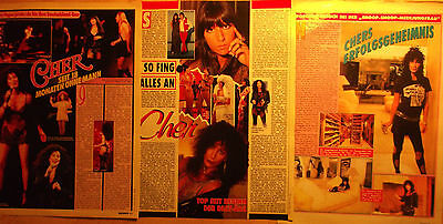 3 german clipping CHER NOT SHIRTLESS SINGER GAY INT. BOY BAND BOYS LIVE