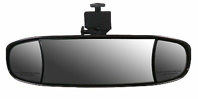 Boat Rear View Safety Mirror Wake Board Boarding Skiing Wide Angle Competition