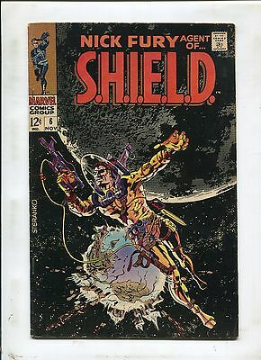 Nick Furry Agent Of Shield #6 ~ (Grade 6.0)WH