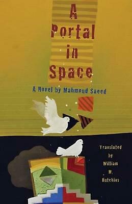 Portal in Space by Mahmoud Saeed (English) Paperback Book Free Shipping!
