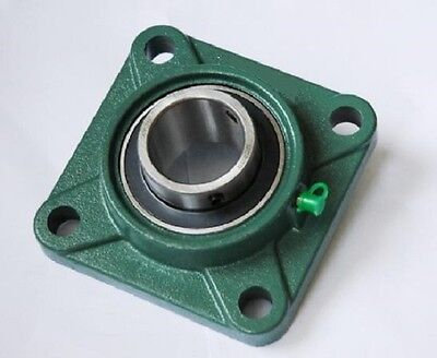UCF Metric 4 Bolt Square Flange Unit Self Lube Bearings