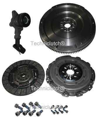 Ford S-Max S Max 2.0 Tdc 2.0Tdci Dual Mass To Single Flywheel, Clutch And Csc