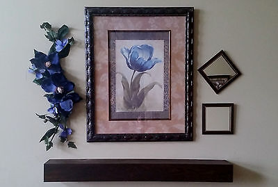 "Floating Shelf  Beam Rustic Fireplace Mantel Mantle U Pick 4"" tall x 6"" deep"