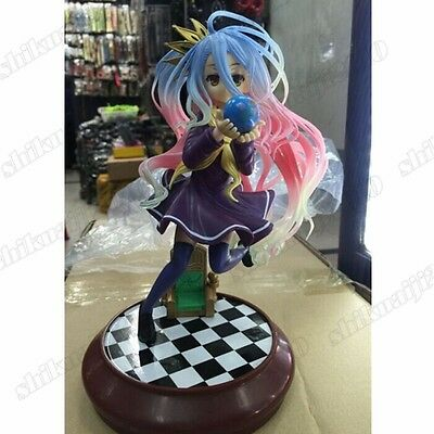 Japanese Anime No Game No Life Shiro 1/7 Scale PVC Figure New In Box