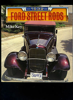 (110B) FORD STREET RODS 1932 / Mike Key