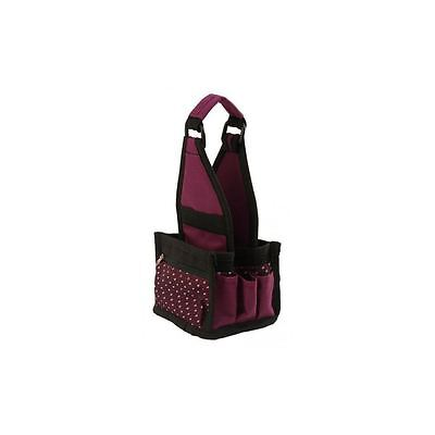 Crafter's Companion Deluxe Small Craft Hobby Organiser Tote Storage Bag