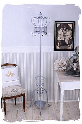 Clothes Stand Shabby Chic Stand Dressing Room Coat Stand Crown