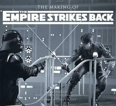 The Making of the Empire Strikes Back: The Definitive Story by J.W. Rinzler (Eng