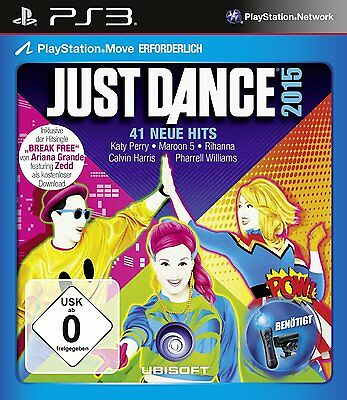Just Dance 2015       PS3    Playstation 3      !!!!! NEU+OVP !!!!!