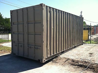 20 foot Shipping Container Storage Cargo Conex Box Garage shed Sarasota Florida