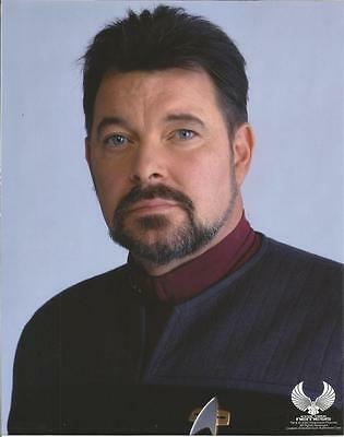 Star Trek The Next Generation William Riker Nemsis 8 x 10 Photo