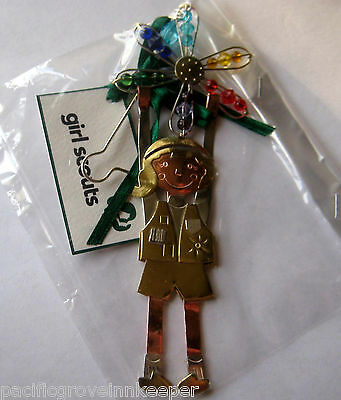 Girl Scout DAISY CHRISTMAS ORNAMENT Holiday Tree Decoration NEW 30th Anniversary