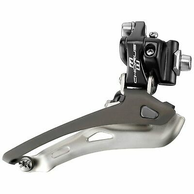 Campagnolo Chorus 11-Speed Braze-On Road Bike / Cycle Front Derailleur