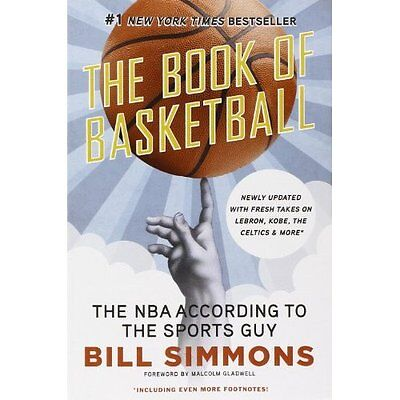 The Book of Basketball: The NBA According to the Sports - Paperback NEW Simmons,