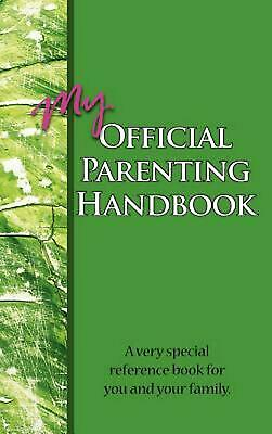 My Official Parenting Handbook by John Harris (English) Hardcover Book Free Ship