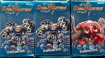 Duel Masters 3   Boosters Edition De Base Anglais
