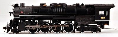 Bachmann HO Scale Train Steam Loco 2-8-4 DCC Sound Equipped Nickel Plate 52401