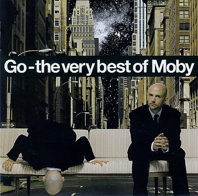 Moby : Go The Very Best Of Moby / Cd - Top-Zustand