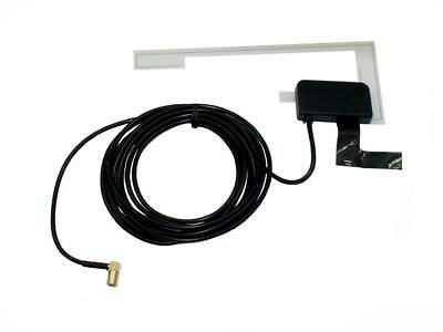 Universal Car Window Glass Mount Radio Dab Antenna Adapter Aerial Ariel Arial